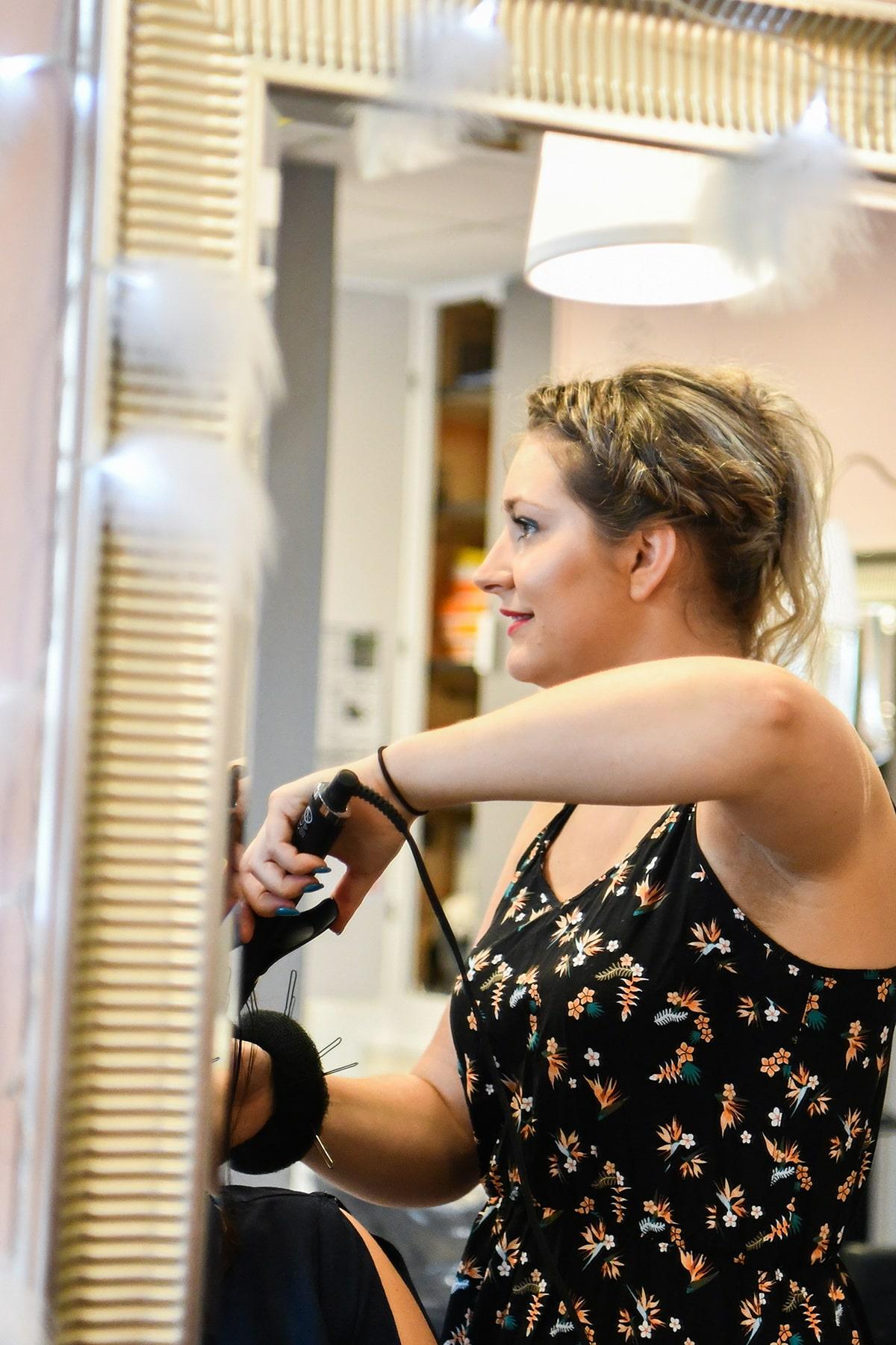 Salon de coiffure l'Atelier de Pauline, Lye